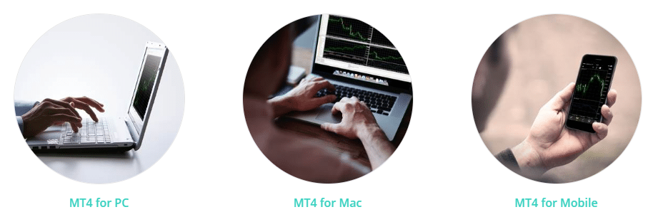 AxiTrader MT4 in Desktop, Mac, and Mobile
