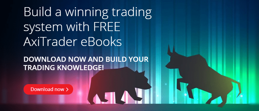 AxiTrader offers free e-books
