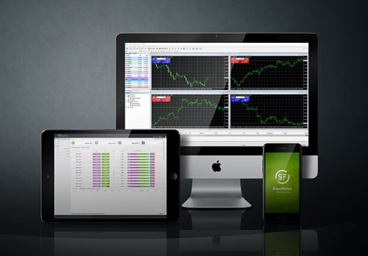 SuperForex Platforms