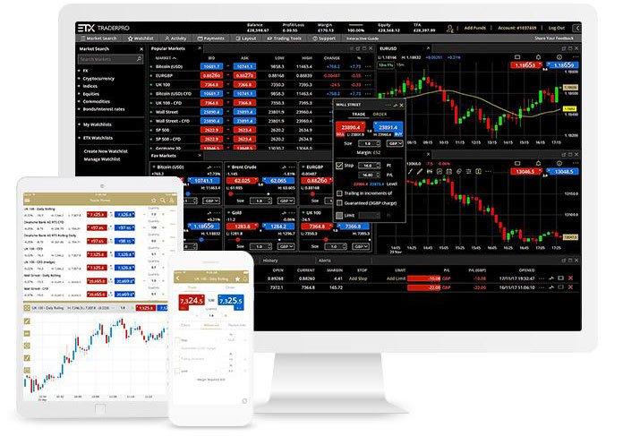 etx資本プロトレーダー