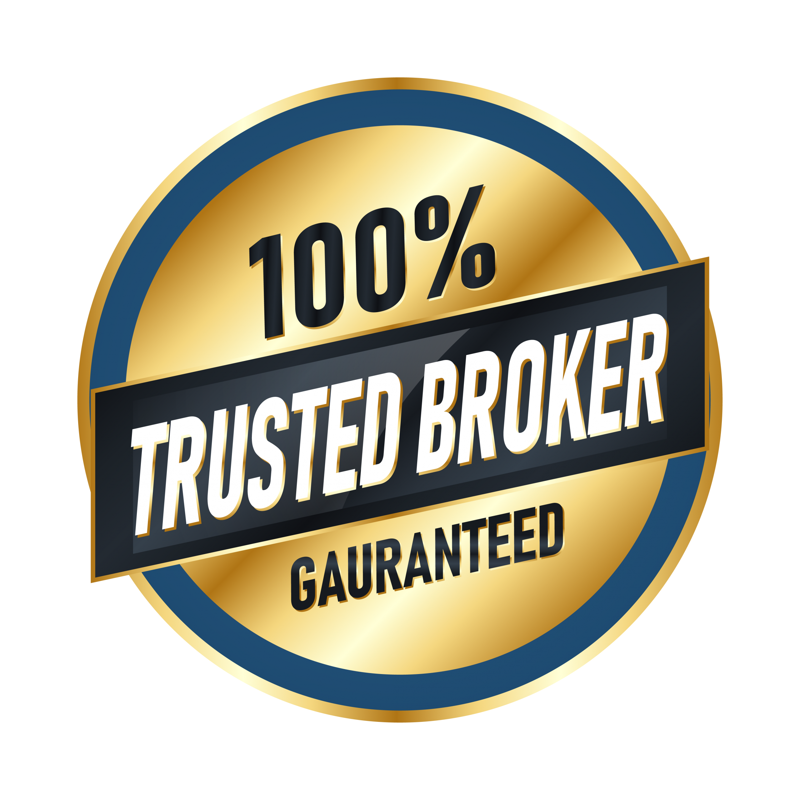 RoboForex is a trusted Forex Broker (Stamp)