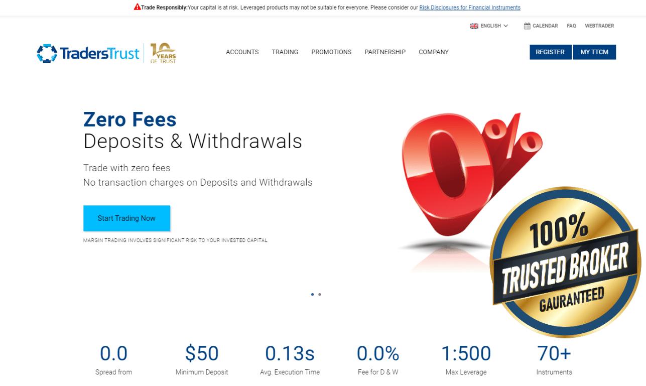 TTCM hivatalos honlapja
