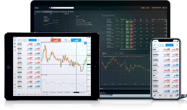 FP Markets MetaTrader for any device