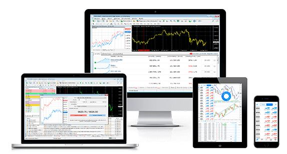 MetaTrader 4 Platform of Libertex