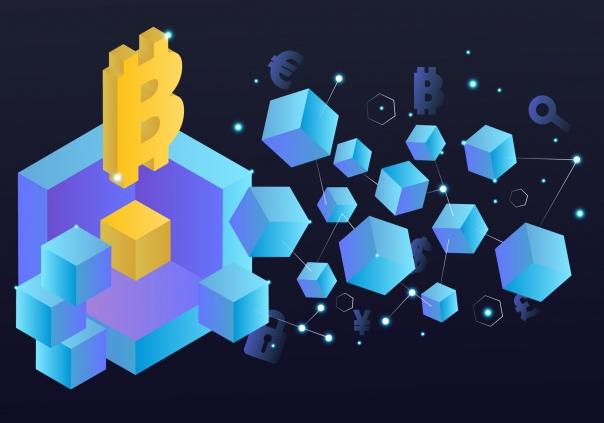Blockchain symbol