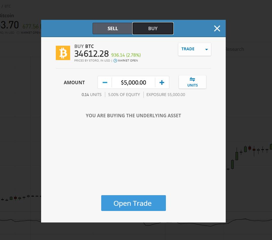 Купить или продать криптовалюты