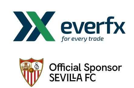 EverFx is a sponsor of Sevilla FC