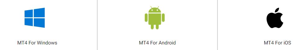 LQDFX MT4 para cualquier dispositivo