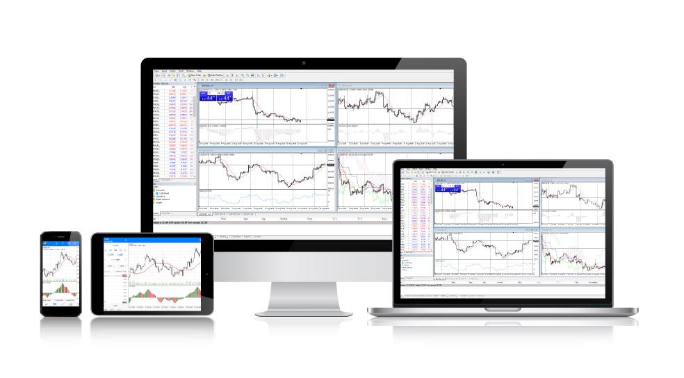 LQDFX MetaTrader 4 platform