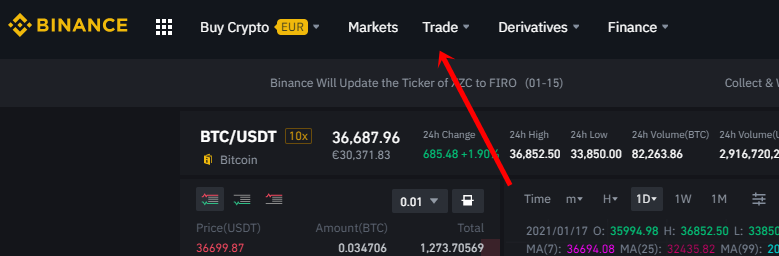 binance trade btc pentru xrp)